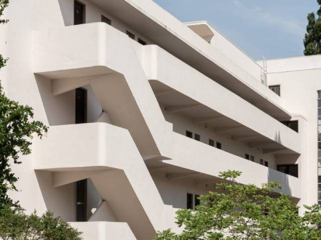معرفی سبک معماری باهاوس + معروف ترین نمونه های آن   چیدمانه